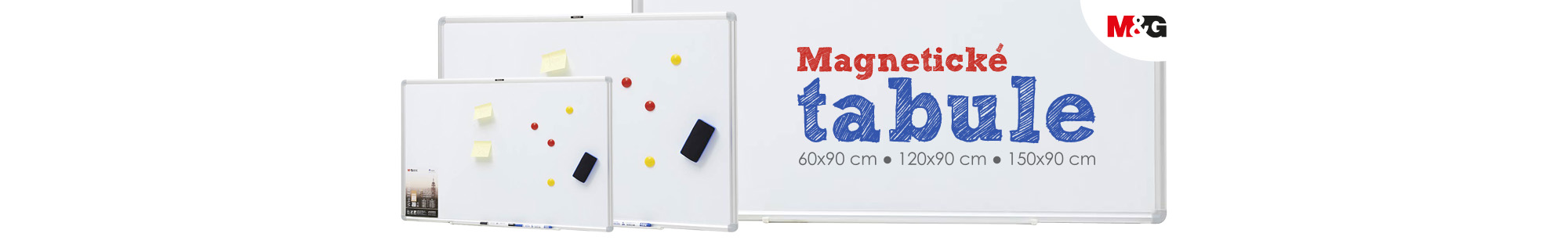 Magnetické tabule