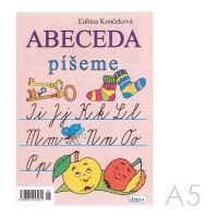 Omalovánka A5 Litera - Abeceda 2
