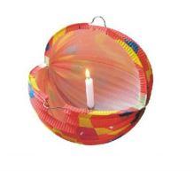 Svíčka do lampionů 100mm bílá (6 ks v bal.)