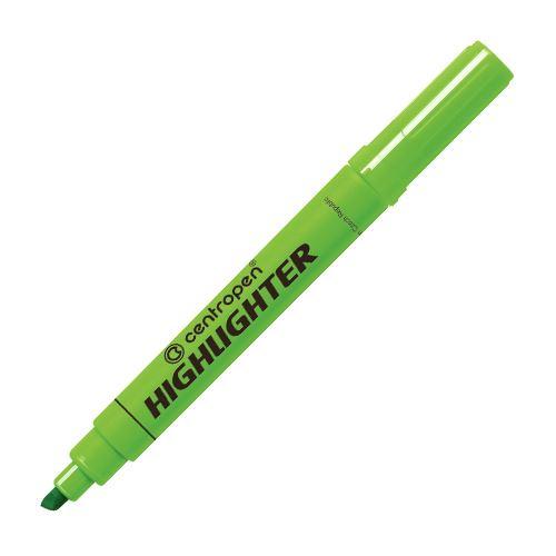 Zvýrazňovač 8552 - silný zelený