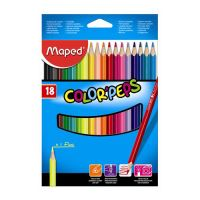 "Pastelky MAPED ""COLOR'PEPS"" 18 ks"