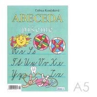 Omalovánka A5 Litera - Abeceda 3
