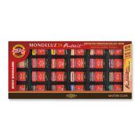 Sada akvarelových barev Mondeluz 24ks, Portrét