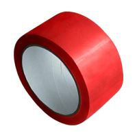 Lepicí páska červená 48 mm x 66 m