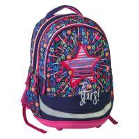 Školský batoh Seven Sazio, Sazio, stars