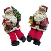 Figurka - Santa Claus 11 cm, 1ks