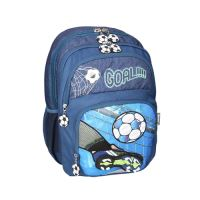 Školní batoh ergonomický, Football Goal