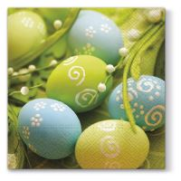 Obrousky TaT 33x33cm Spring Eggs