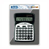 Kalkulačka MILAN 16-místná 152016 černá