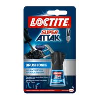Sekundové lepidlo LOCTITE Super ATTAK Brush 5g