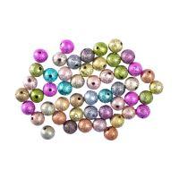 Dekoračné korálky  perleťové  mix farieb 25 g.