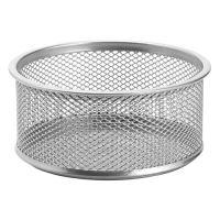 Drátěný pohár na spony, stříbrný