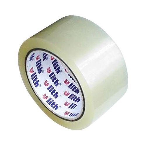 Lepicí páska transparentní 48 mm x 66 m
