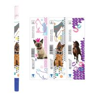 Zmizík / popisovač - Queen Animal