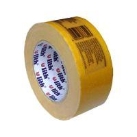 Lepicí páska oboustranná s látkou 25 mx 50 mm