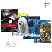Kniha záznamová čtverečková A5 (96-listová)