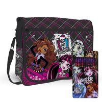 Taška na rameno Monster High + dárek