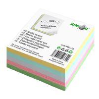 Blok kostka barebná lepená  8,5 x 8,5 x 4,5cm