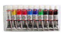 Barvy akrylové 10 barev x 16 ml