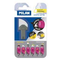 Náhradní čepel keramická pro ořezávací nůž MILAN Capsule