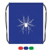 Sáček na přezůvky s potiskem - pavouk