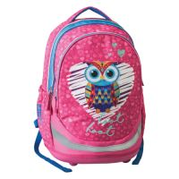 Školní batoh Seven Sazio, Owl