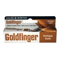 DR Goldfinger antique gold