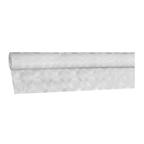 Papírový obrus  rolovaný 10 x 1,20 m, bílý