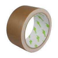 Lepící páska textilní POWER TAPE 48 mm x 10 m hnědá