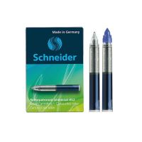 Náplň pre rollery Schneider Cartridge 852 0,6 mm/5 ks - modrá
