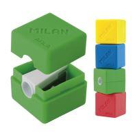 Ořezávátko plastové MILAN Cubic