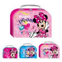 3-dílná sada kufříků Minnie