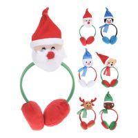 Čelenka - Vánoční figurky, mix/1ks