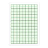 Papír milimetrový A4 50 l / blok 50 listů / blok