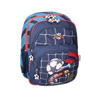Školní batoh ergonomický, Football No. 10
