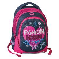 Školní batoh Maxx Play, Fashion Icon