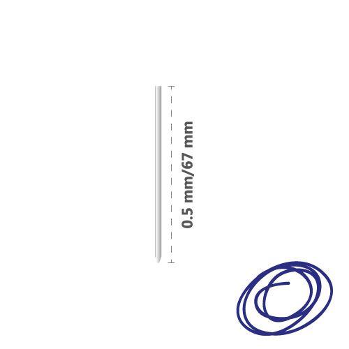 Náplň kovová R1004 (do 4-barev. pera) 0,5 mm, modrá