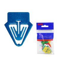 Dopisní spony plastové 661, popisovací, 25mm (10ks)